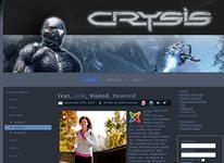 Шаблон Crysis