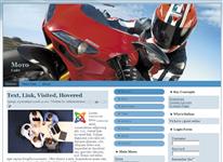 Шаблон - Мотоцикл Ducati